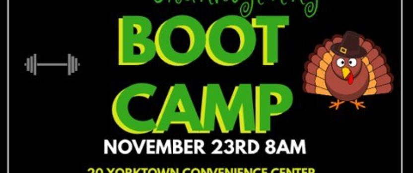 November 23 2017 Boot Camp at 2XL Strength and Fitness